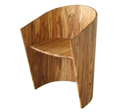 Sessel aus Olivenholz